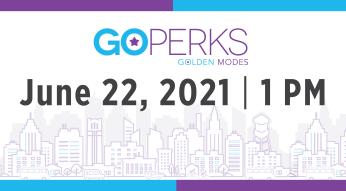 GoPerks event